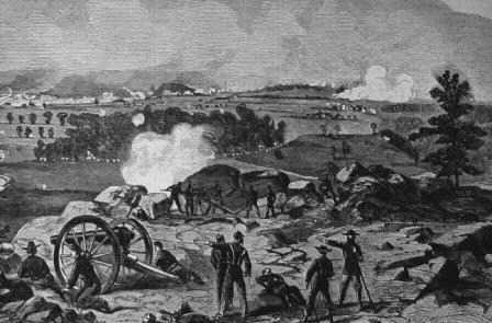 Battle of Gettysburg: 30 Facts for kids ***