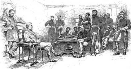 Civil War End: Surrender at Appomattox